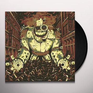 Flobots NOENEMIES Vinyl Record