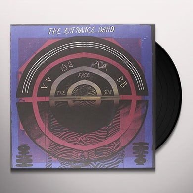 Entrance Band FACE THE SUN Vinyl Record