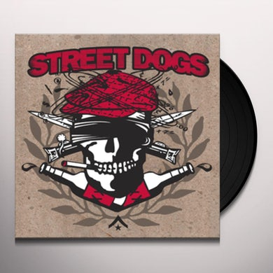Street Dogs CROOKED DRUNKEN SONS & RUSTBELT NATION (SQUARE PIC Vinyl Record