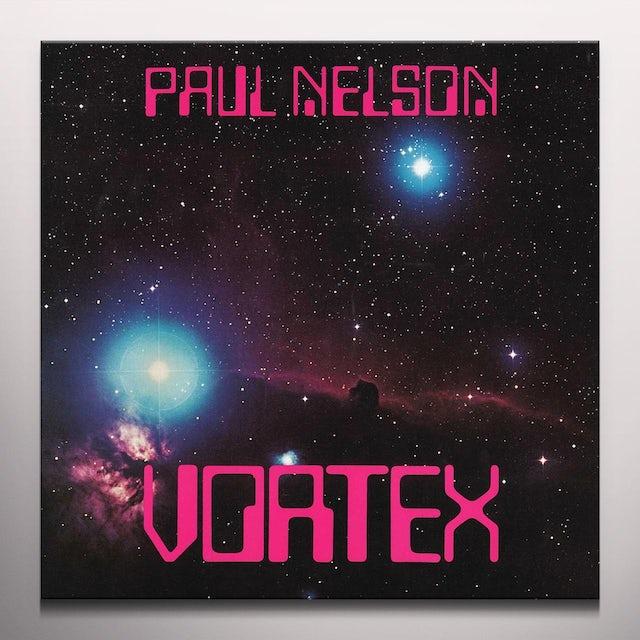 Paul Nelson VORTEX Vinyl Record