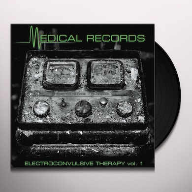 Electroconvulsive Therapy 1: Collection / Various Vinyl Record