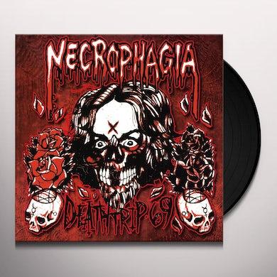Necrophagia DEATHTRIP 69 Vinyl Record