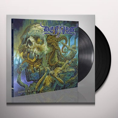 Defiled INFINITE REGRESS Vinyl Record