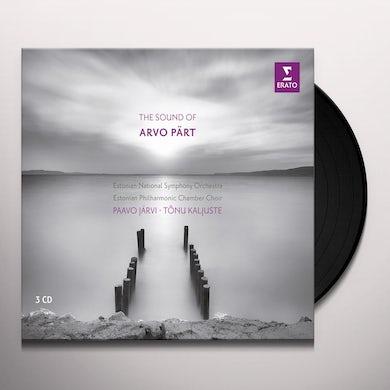 SOUND OF ARVO PART Vinyl Record