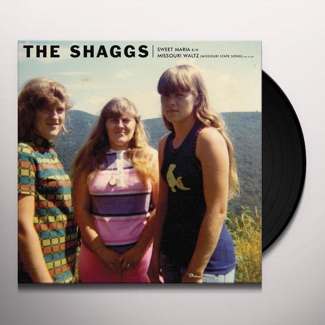 Shaggs SWEET MARIS / MISSOURI WALTZ (MISSOURI STATE SONG) Vinyl Record