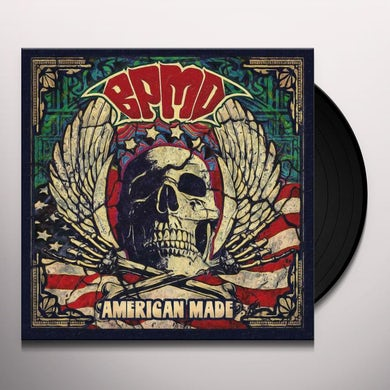 American Made Vinyl Record