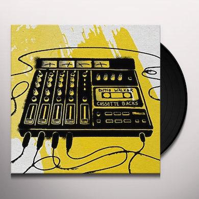 Butch Walker CASSETTE BACKS Vinyl Record