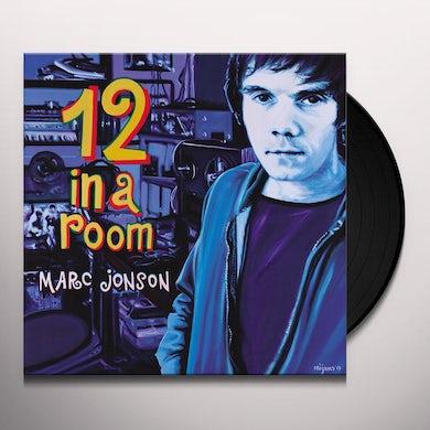 Marc Jonson 12 IN A ROOM Vinyl Record