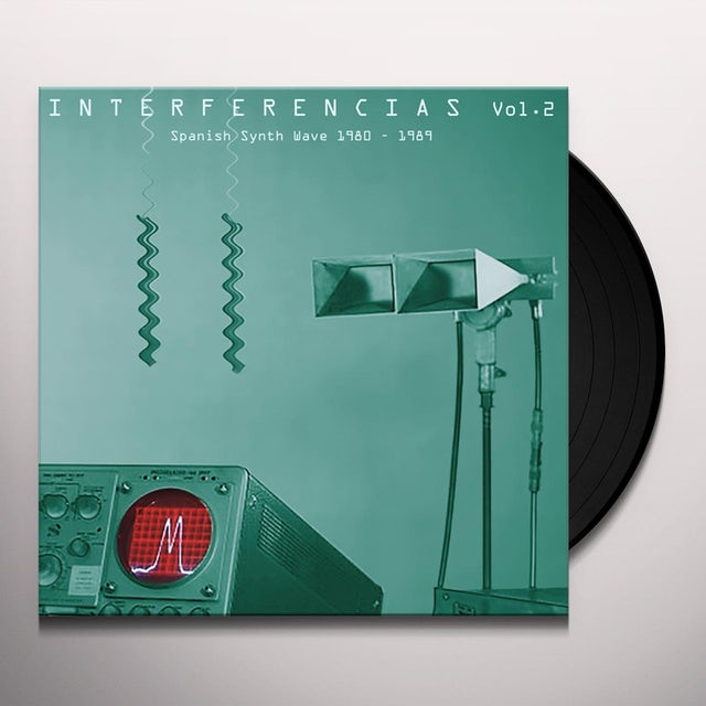 Interferencias 2: Spanish Synth Wave / Various