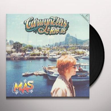 MAS Vinyl Record