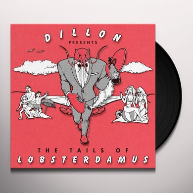 TAILS OF LOBSTERDAMUS Vinyl Record