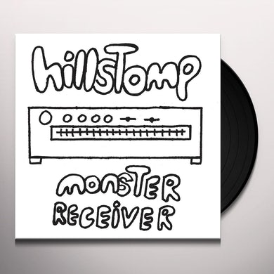 MONSTER RECEIVER Vinyl Record