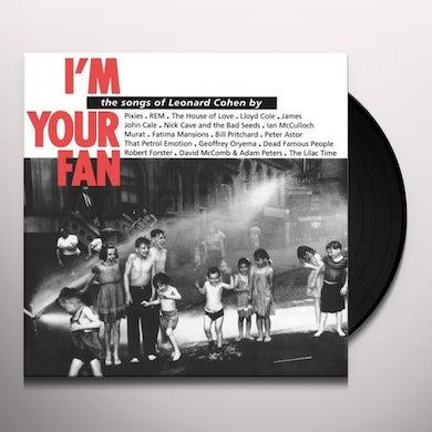 Leonard Cohen I'M YOUR FAN Vinyl Record