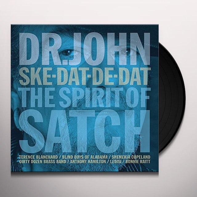 Dr. John SKE-DAT-DE-DAT: THE SPIRIT OF SATCH Vinyl Record - Holland Release