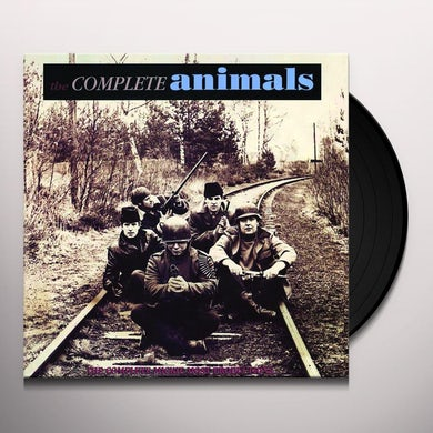 COMPLETE ANIMALS Vinyl Record - Holland Release