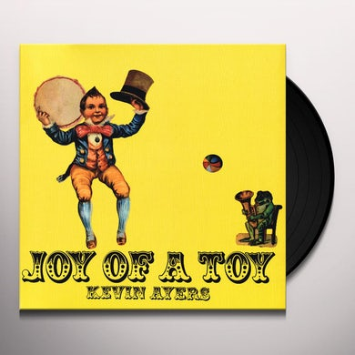 JOY OF A TOY Vinyl Record