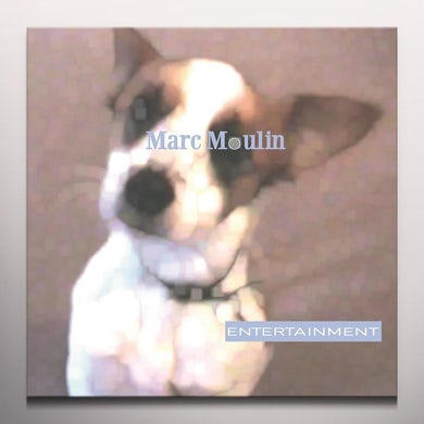 Marc Moulin ENTERTAINMENT (PURPLE VINYL) Vinyl Record