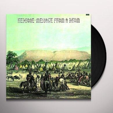 Redbone MESSAGE FROM A DRUM Vinyl Record