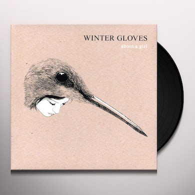 Winter Gloves ABOUT A GIRL Vinyl Record