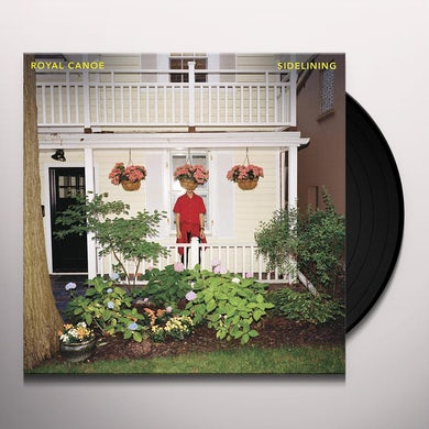 SIDELINING Vinyl Record