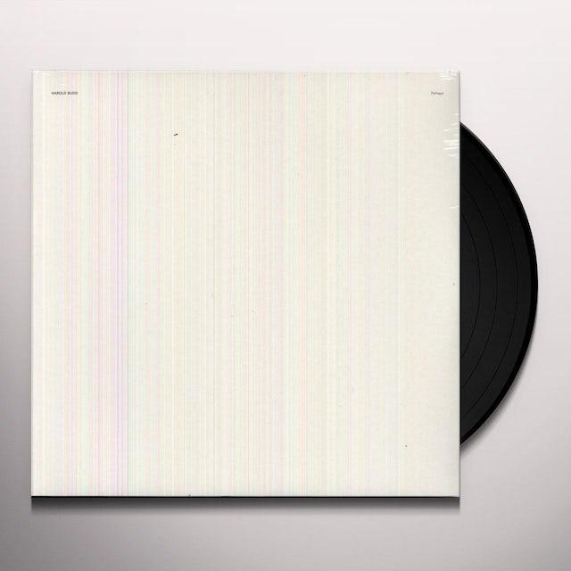 Harold Budd PERHAPS Vinyl Record