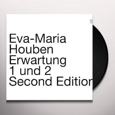 Eva-Maria Houben ERWARTUNG 1 UND 2 Vinyl Record