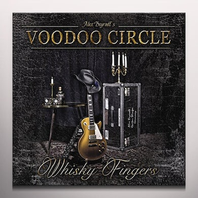 Voodoo Circle WHISKY FINGERS Vinyl Record