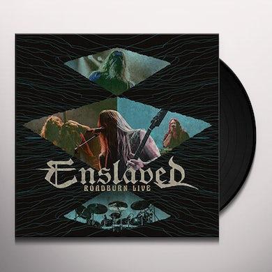 Enslaved ROADBURN LIVE Vinyl Record