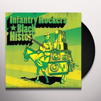 Infantry Rockers BLACK HISTORY Vinyl Record