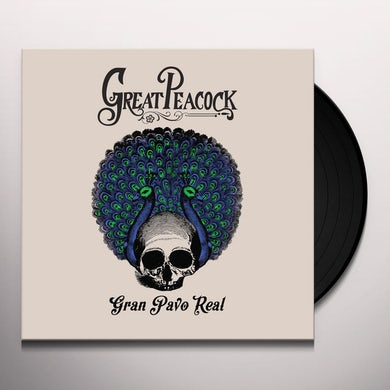Great Peacock GRAN PAVO REAL Vinyl Record