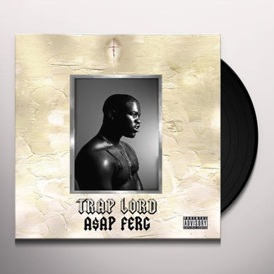 A$AP Ferg TRAP LORD Vinyl Record