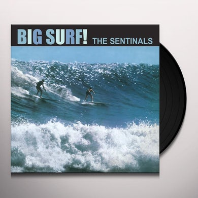 Sentinals BIG SURF Vinyl Record