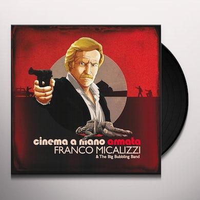 CINEMA A MANO ARMATA / O.S.T. (ITA) (Vinyl)