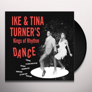Ike & Tina Turner KINGS OF RHYTHM DANCE Vinyl Record