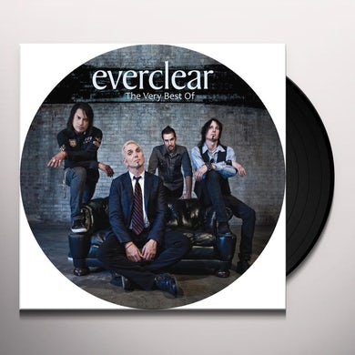 Everclear Very Best Of (Picture Disc Vinyl) Vinyl Record