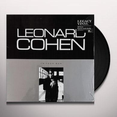 Leonard Cohen I'M YOUR MAN Vinyl Record