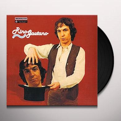 Rino Gaetano NUNTEREGGAEPIU Vinyl Record