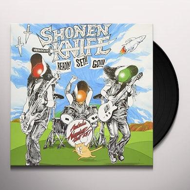 Shonen Knife READY! SET!! GO!!! Vinyl Record