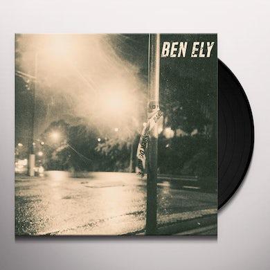 Ben Ely STRANGE TALES OF DRUGS & LOST LOVE Vinyl Record