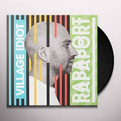 Rapaport VILLAGE IDIOT Vinyl Record