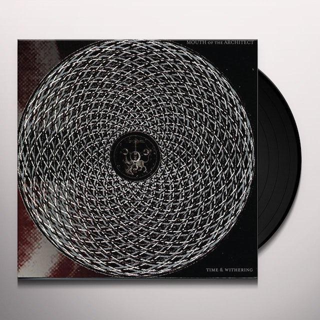 Mouth Of The Architect TIME & WITHERING Vinyl Record