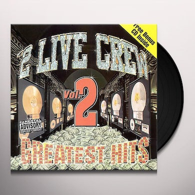 GREATEST HITS 2 Vinyl Record