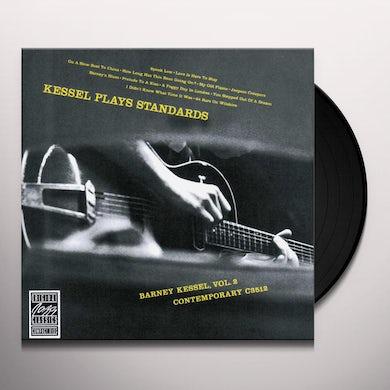 KESSEL PLAYS STANDARDS Vinyl Record