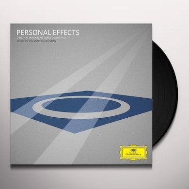 Johann Johannsson Personal Effects (Original Motion Picture Soundtrack) (LP) Vinyl Record