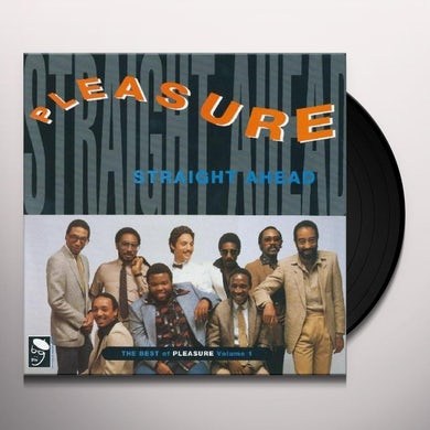 STRAIGHT AHEAD: BEST OF PLEASURE VOL 1 Vinyl Record