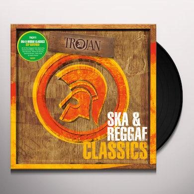 Various Artists Ska & Reggae Classics Vinyl Record