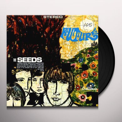 The Seeds Future Vinyl Record