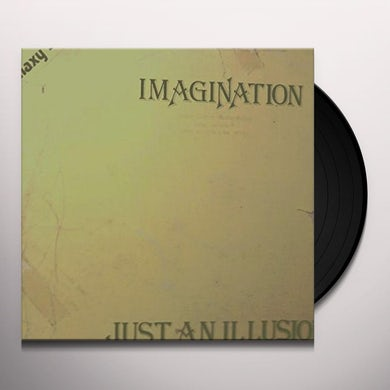 Imagination JUST AN ILLUSION / CHANGES Vinyl Record