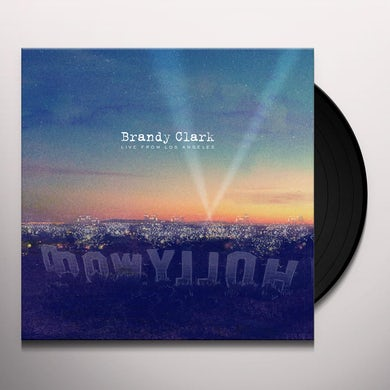 Brandy Clark LIVE FROM LOS ANGELES Vinyl Record