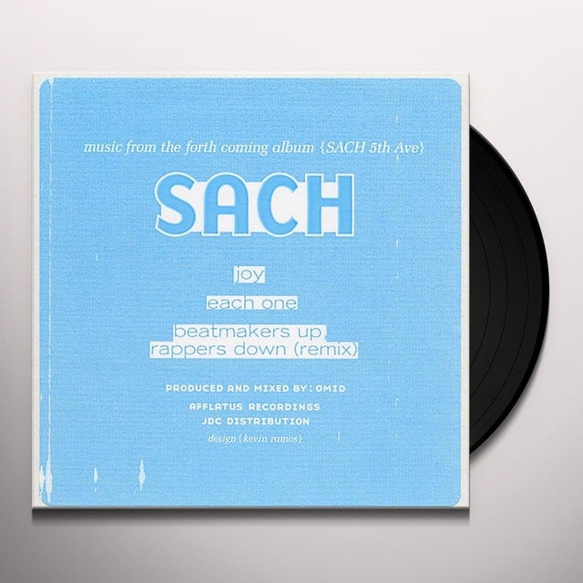 Sach JOY Vinyl Record